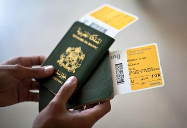 جواز السفر المغربي يمكن من دخول 55 دولة من دون تأشيرة