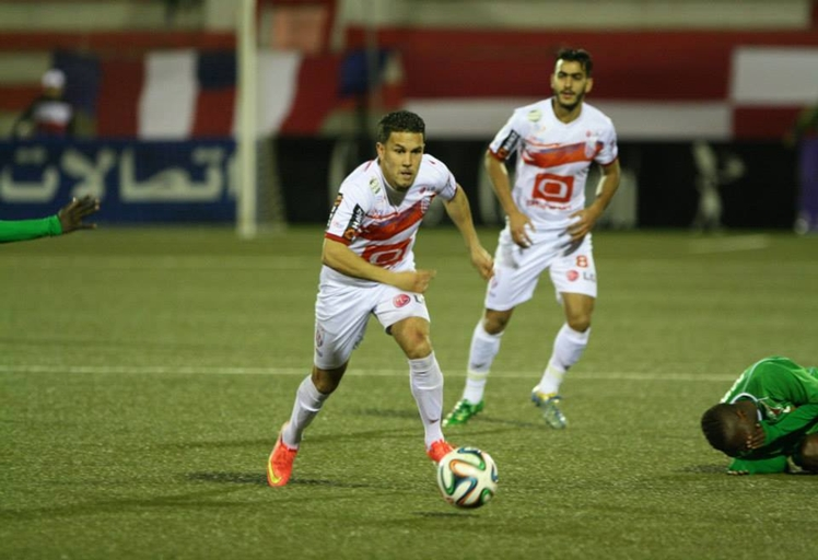 فريق المغرب التطواني يسحق أولمبيك باماكو بثلاثية نظيفة و يتأهل للدور المقبل