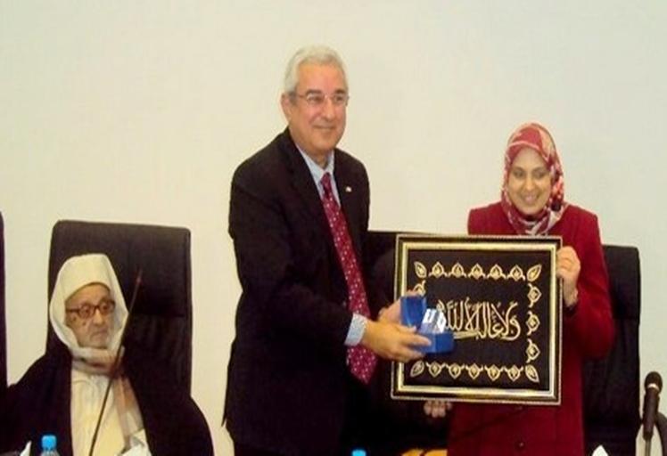 بنخلدون تنصب رئيس جامعة عبد المالك السعدي بتطوان
