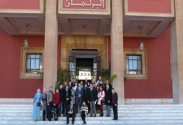 جمعية تمود الثقافات تنظم زيارة لمؤسسات إعلامية و تشريعية