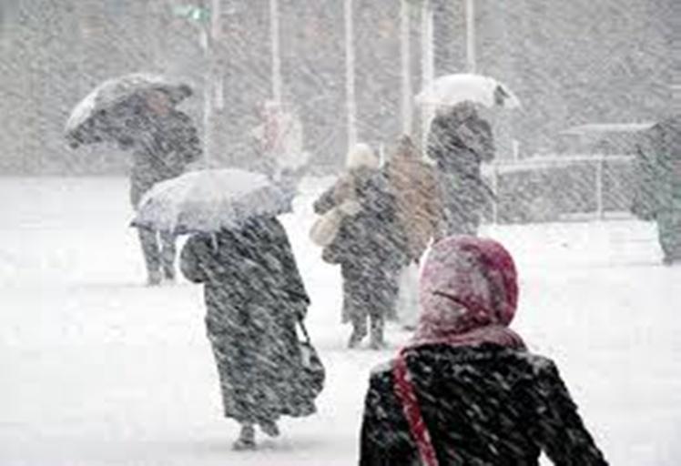 نشرة خاصة.. برد قارس ورياح قوية وثلوج