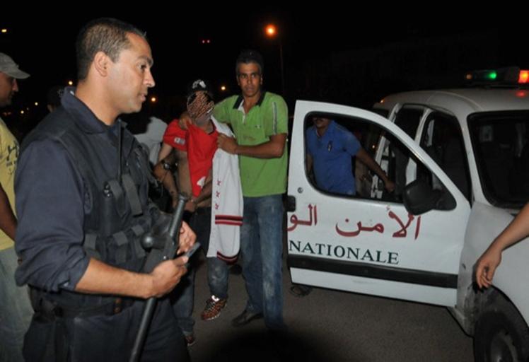 أمن تطوان يلقي القبض على عصابة تروج الكوكايين بمرتيل