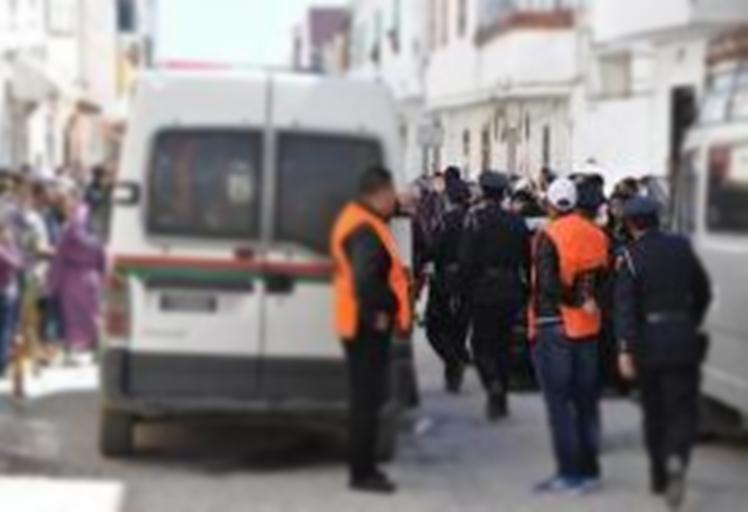 طنجة: نيران صديقة تصيب شرطي خلال محاولة توقيف مجرم جانح