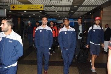 بعثة المغرب التطواني تصل القاهرة و المبارة رسميا بملعب بتروسبورت