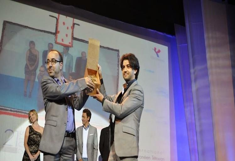 """""""الشاب الرائع"""" يمنح الإيطالي ماريو ماتوني جائزة جائزة """"تمودة"""" للسينما المتوسطية كبرى جوائز مهرجان تطوان السينمائي"""