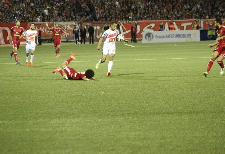 هدف قاتل يهدي المغرب التطواني فوزا صعبا على الأهلي المصري