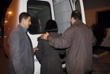 ضبط مخدرات بحزام مواطنة مغربية بمعبر باب سبتة المحتلة