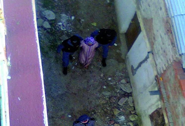 معطيات جديدة في جريمة تقطيع جثة امرأة بعين مشلاوة ضواحي طنجة