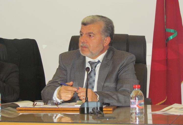 """الأمانة المحلية لحزب """"الجرار"""" بتطوان تحتج على قرار الرميد بإعفاء رئيس مصلحة من مهامه"""