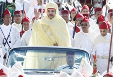 هذا برنامج الملك في عيد العرش وحفل الولاء المقام بالرباط رسميا