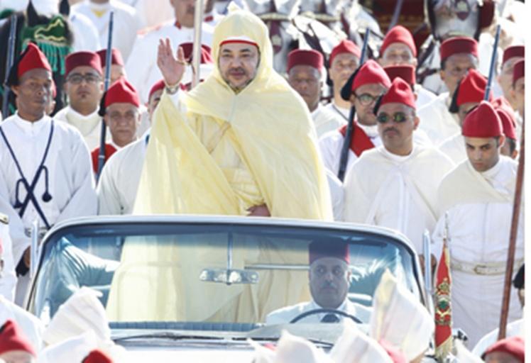 تطوان تحتضن حفل الولاء بمناسبة الذكرى ال 18 لعيد العرش