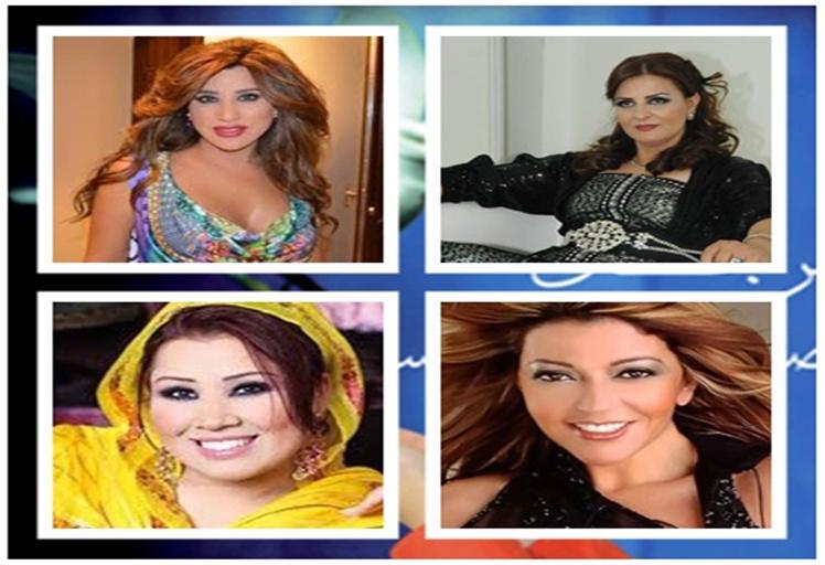 """فتيحة أمين و نجوى كرم و سميرة سعيد تضيئان ليالي تطوان في """"أصوات نسائية"""""""