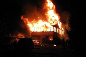 شاب يضرم النار في بيت خطيبته بتطوان..و ها علاش