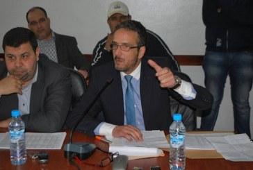 القضاء يعزل رئيس المجلس البلدي لمرتيل من منصبه