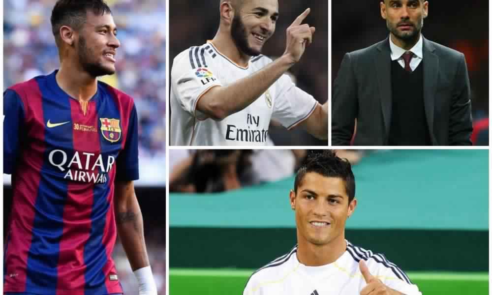 نجوم كرة القدم العالمية يتوجهون إلى المغرب لقضاء ليلة رأس السنة