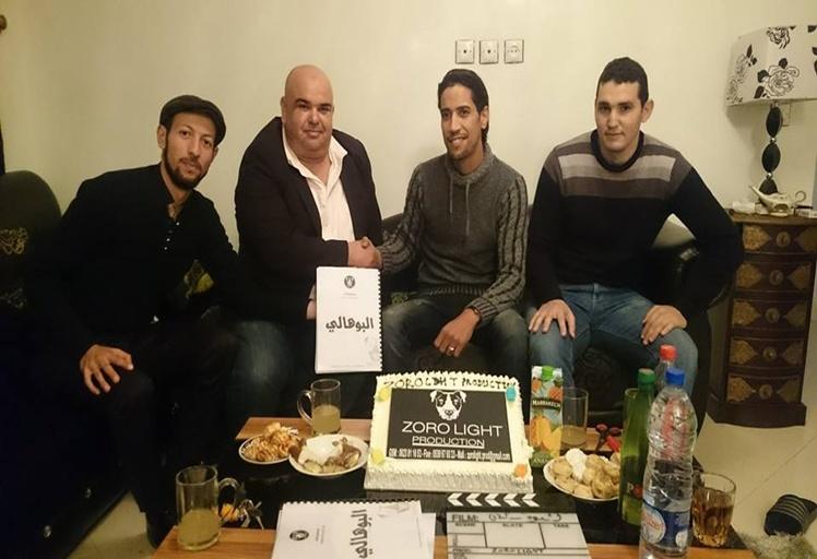 """فنانين مغاربة وأجانب لتصوير فيلم """"البوهالي"""" بمرتيل ابتداء من فبراير المقبل"""