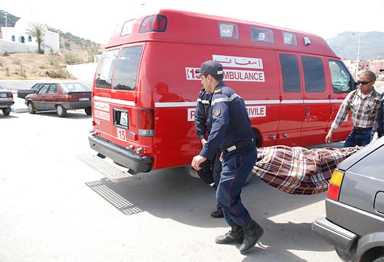 قتيل وجرحى في حادثة سير خطيرة قرب قصر الرمال طريق الفنيدق