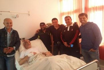 تنظيم مباراة تكريمية للاعب مصطفى الجبلي يوم الأحد المقبل بتطوان