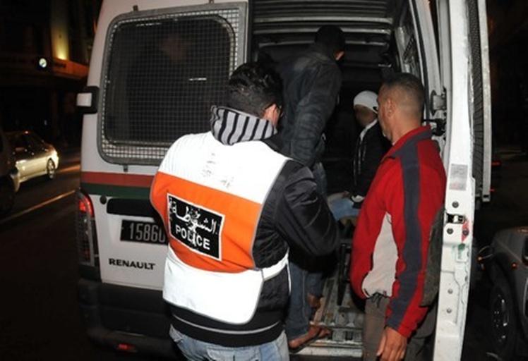 مفتش شرطة يستعين بمسدسه لإيقاف مجرم خطير بطنجة