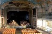 """مسرح """"ثربانتس"""" بطنجة: تراث يشارف على الإنقراض"""