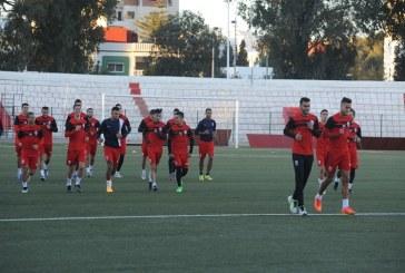 ديربي شمال ثاني يجمع التطواني والحسيمي في قمة الجولة الـ24  من الدوري المغربي