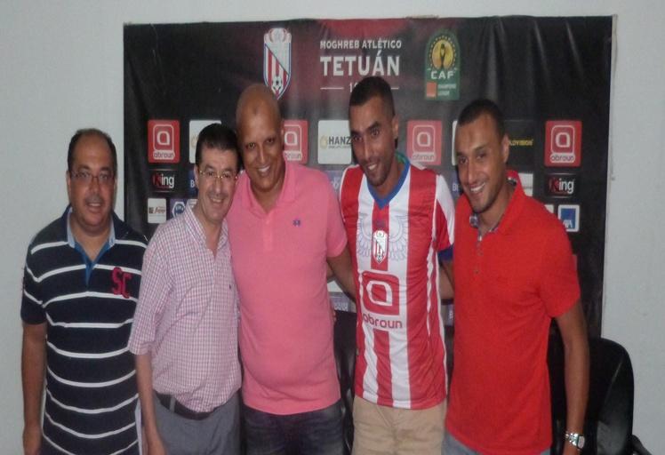 هذا مصير اللاعب حمزة بورزوق مع المغرب التطواني