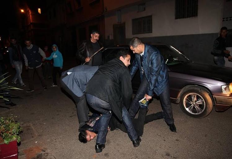 اعتقال مروجَين للهرويين بالمضيق والفنيدق