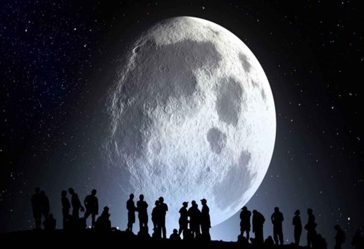 استعدوا لهذا الحدث الفلكي النادر بعد غد الأربعاء ؟!