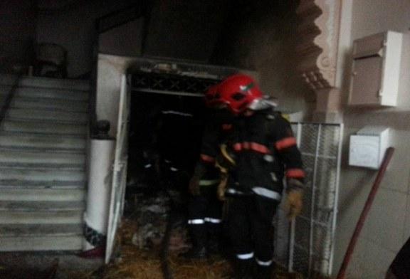 انفجار قنينة غاز يسقط قتيلة ومصابين في وزان