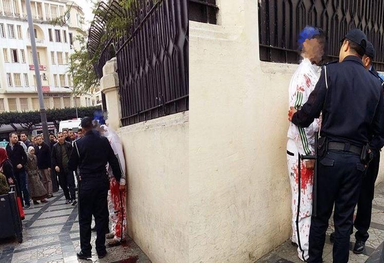 طعن شخص في شجار عنيف قرب قنصلية فرنسا بطنجة