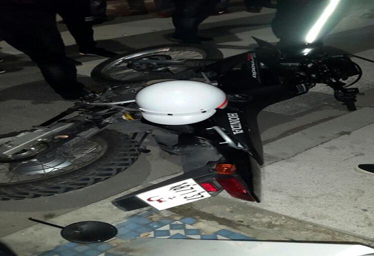 وفاة شرطي دراج أصيب في حادثة سير بطريق مرتيل – كابونيكرو