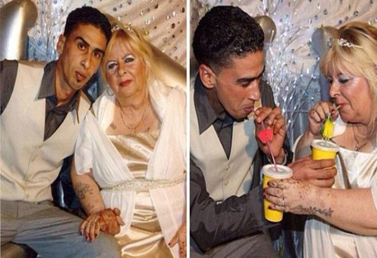 ما سرّ انجذاب الرجل إلى المرأة الأكبر سناً؟