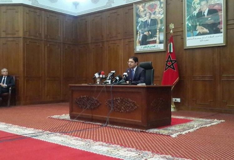 """بوريطة: """"بان كي مون"""" تطاول على الملك محمد السادس!"""