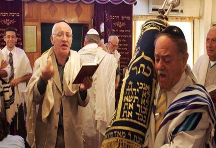 وفد يهودي كبير يحج إلى تطوان وسط حراسة أمنية مشددة!!