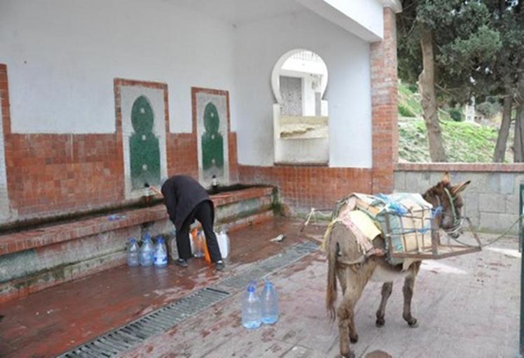 الجماعة الحضرية بتطوان: الماء صالحٌ للشّرب رغم تغيّر مذاقه ورائحته