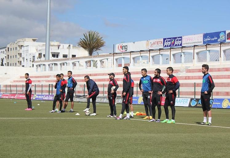المغرب التطواني يسعى لتعزيز موقعه وسط غياب منافسيه