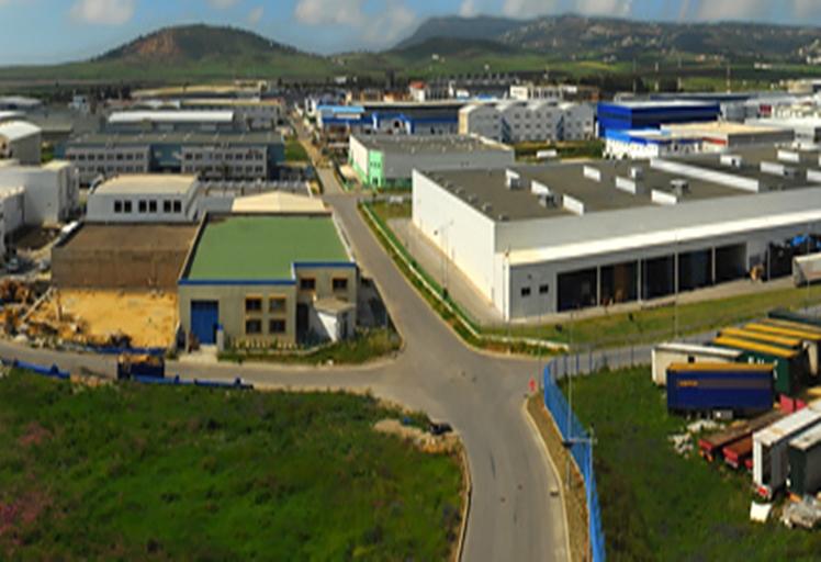 """المنطقة الصناعية واللوجستيكية """"تطوان بارك"""" تفتح أبوابها في وجه الراغبين في الاستثمار"""