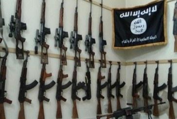 """مخزن أسلحة وأعلام """"داعش"""" تستنفر الأمن الإسباني بسبته المحتلة"""