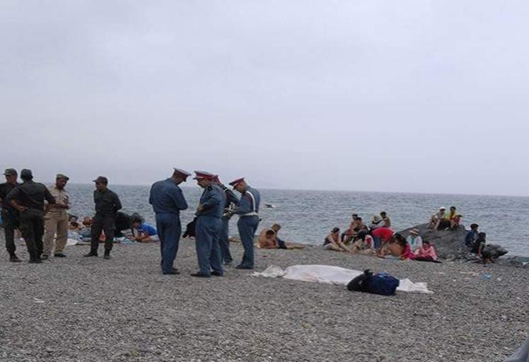 وفاة شخص إثر نوبة قلبية على شاطئ تارغة