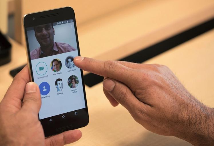 جوجل تطلق تطبيقا جديدا للمكالمات المصورة..وهذه خصائصه