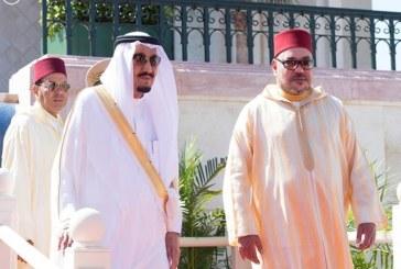طنجة تتحول إلى قبلة لكبار الشخصيات لزيارة العاهل السعودي