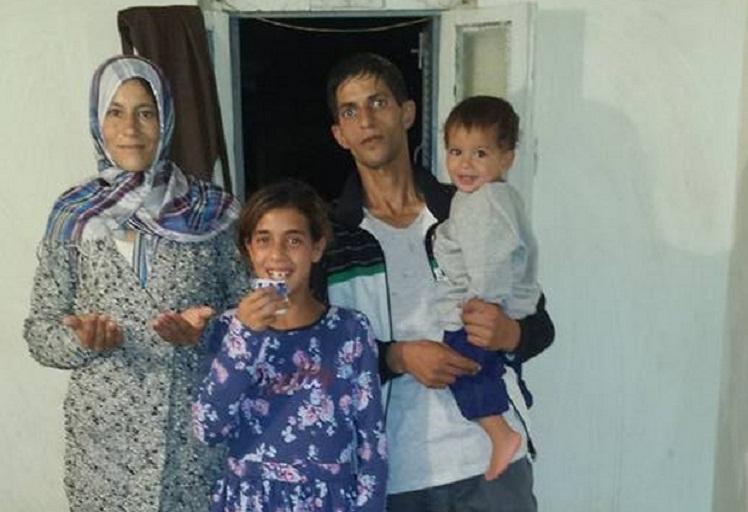 تضامن واسع مع أسرة طنجاوية ينهي معاناة دامت أسابيعا