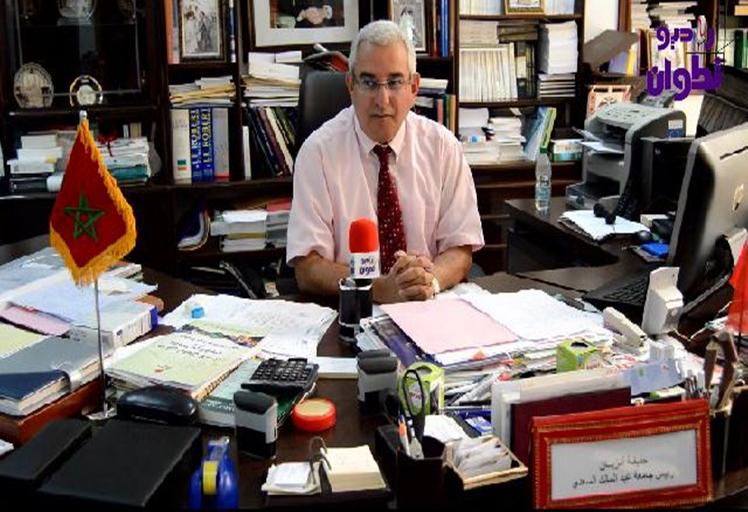 حذيفة أمزيان: هذا ما ينتظر مستهلكي المخدرات بكليات جامعة عبد المالك السعدي