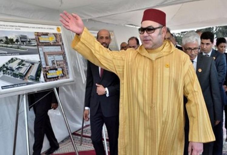 الملك يحل بطنجة لتدشين هذا المشروع الضخم ويطلق مشاريع تنموية