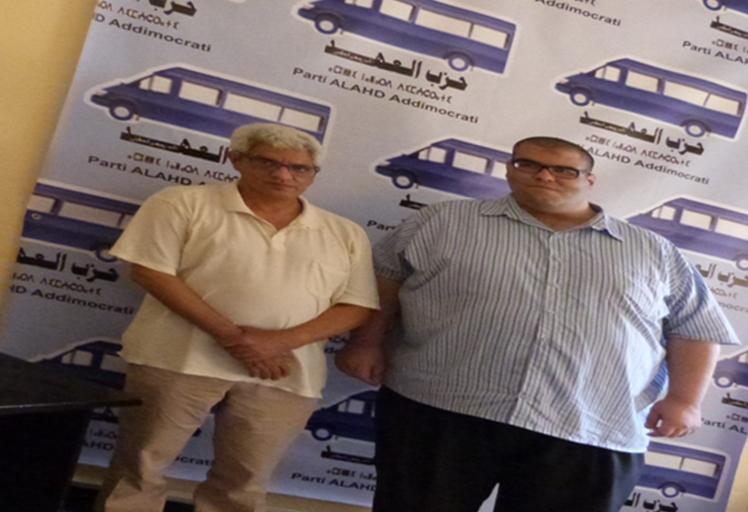 عادل دادي يتمرد على الوزاني و ينسحب من الترشح للإنتخابات التشريعية بتطوان