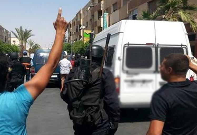"""المغرب يعلن تفكيك خليّة """"داعشيّة"""" مشكّلة من ثلاثة متطرفين كانت تستهدف طنجة والمضيق"""