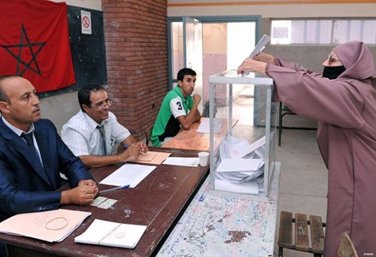 انفراد 12 لائحة تتنافس على مقاعد البرلمان بإقليم تطوان