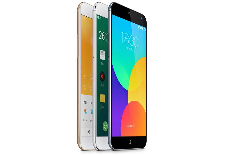 Meizu الصينية تطرح هاتفها الذكي الجديد إلى الأسواق