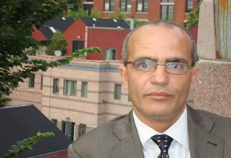 جمعيات دولية ووطنية تتضامن مع محمد سعيد المجاهد في مؤامرة تشريده