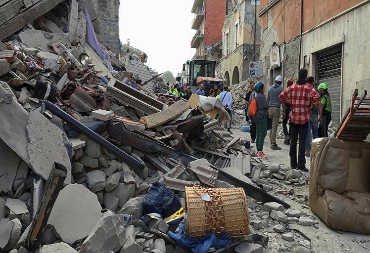 زلزال إيطاليا: أزيد من 15 ألف شخص بلا مأوى